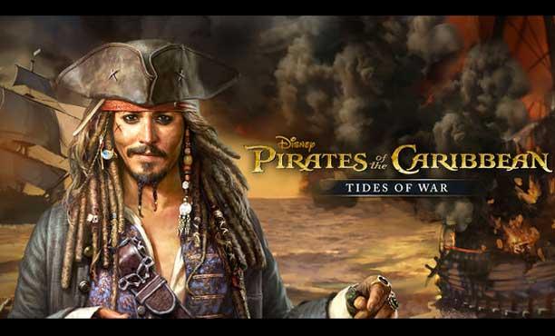 Pirates of the Caribbean Tides of War ได้เวลาออกทะเล! โหลดได้แล้ววันนี้