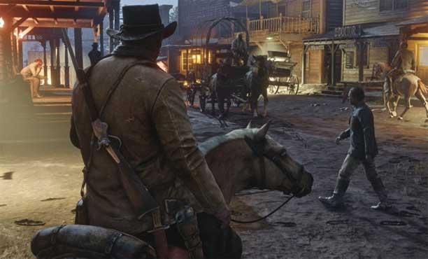 Red Dead Redemption 2 เดินทางยาวๆ เลื่อนไปปี 2018