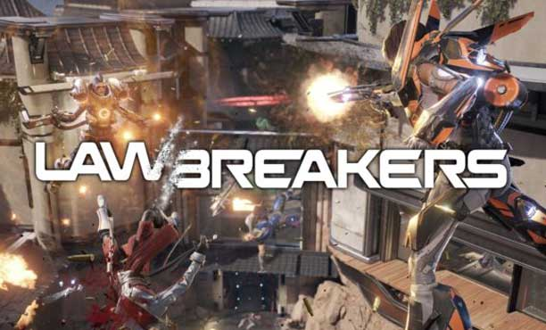 LawBreakers พร้อมลุยแน่ปลายปี รองรับ PS4 Pro ด้วย