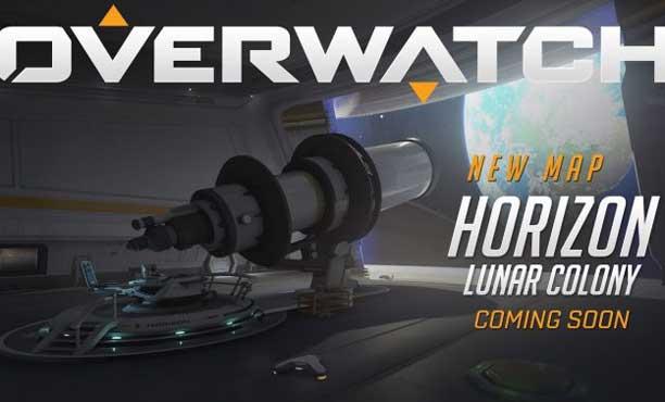 Overwatch เพิ่มฉากใหม่ ไปลุยกับบนโคโลนี่ดวงจันทร์