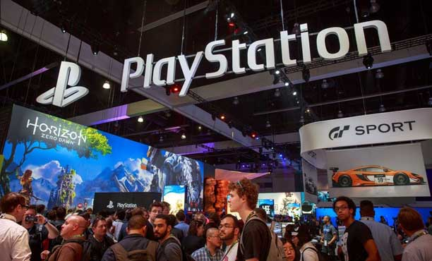 เจ้าบุญทุ่ม! โซนี่เช่าบูธงาน E3 2017 ใหญ่สุดเป็นประวัติการณ์