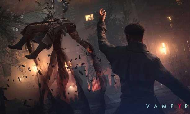ชมตัวอย่างใหม่ของ Vampyr ต้อนรับงาน E3 2017