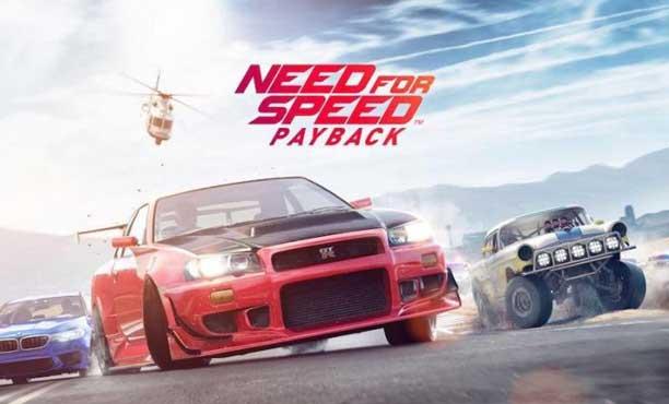 Need for Speed Payback ปล่อยวีดิโอเกมเพลย์แรก ราวกับดูหนัง