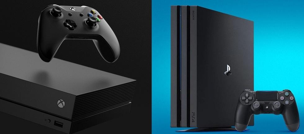 เทียบมวยคู่เอก Xbox One X vs. PlayStation 4 Pro