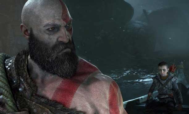 God of War ลุงเครโทสและลูกชายโชว์ตัวใน Trailer ใหม่ E3 2017