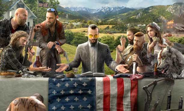ชมเกมเพลย์เทรลเลอร์แรกของ Far Cry 5