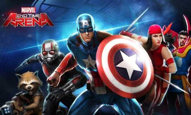 Marvel End Time Arena รวมพลฮีโร่มาร์เวล เปิดศึก MOBA