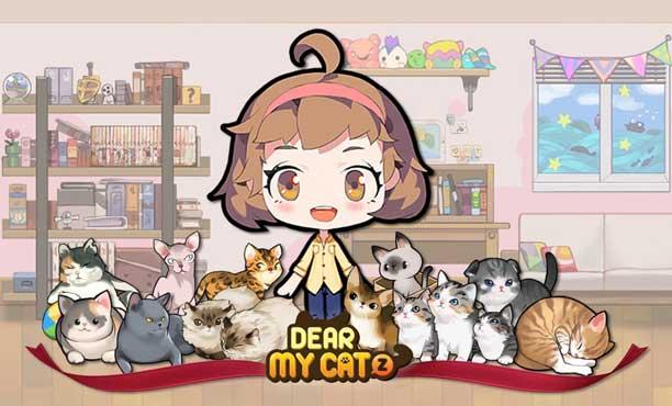 Cat slave's diary เกมสำหรับทาสแมว ชื่อเกมก็บอกอยู่