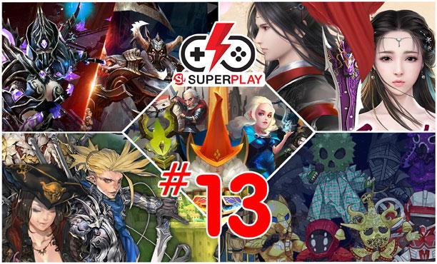 Top 5 เกมมือถือน่าเล่นประจำสัปดาห์ (14 กรกฎาคม 2560)