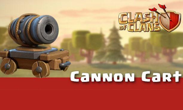 Clash of Clans รู้จักกับ Cannon ปืนใหญ่ตั้งโด่ เพื่อนคู่ใจกันบ้าน