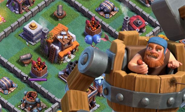 Clash of Clans วีดีโอตัวอย่าง Builder Base ฐานใหม่เมืองกลางคืน มีอะไรเด็ดต้องดู