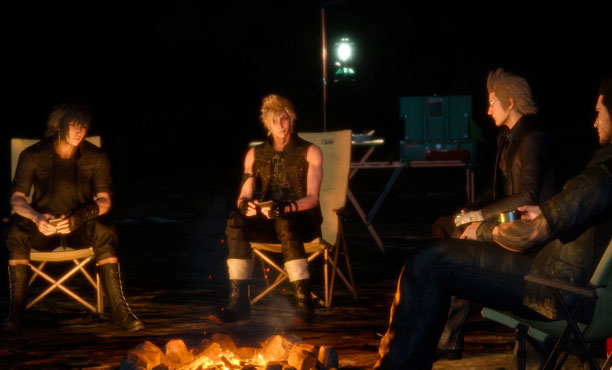 Final Fantasy XV บอกไม่ทำภาคต่อตัวเต็ม เน้นอัพเดทย่อยๆแทน