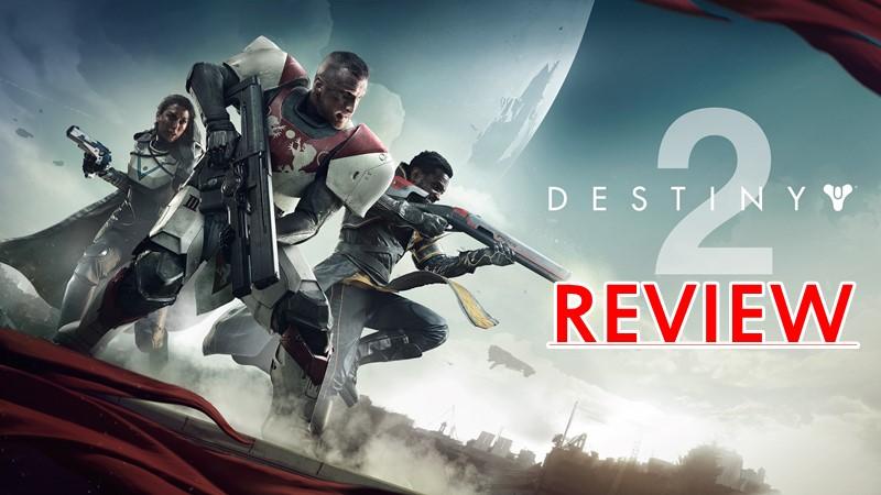 รีวิวเกม Destiny 2 PS4  Xboxone ชะตากรรมของจักรวาลอยู่ในมือคุณ