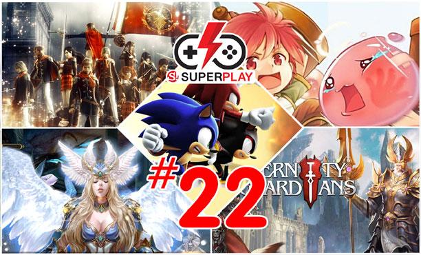 Top 5 เกมมือถือน่าเล่นประจำสัปดาห์ (25 กันยายน 2560)