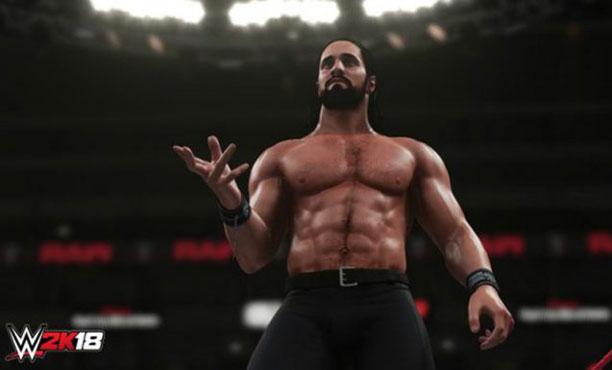 2K ยืนยันปล่อย WWE 2K18 ลง PC ตุลาคมนี้