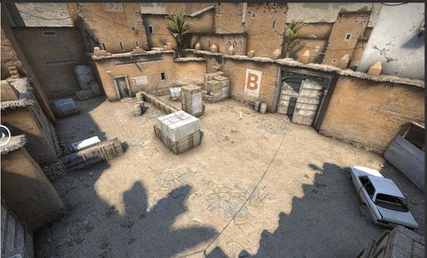 Counter-Strike: GO ปรับปรุง Dust2 ฉากยอดนิยมใหม่ไฉไลขึ้น
