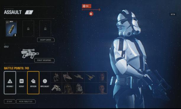 รีวิว Star Wars Battlefront 2(Beta) อุ่นเครื่องสงครามอวกาศโหมดมัลติ