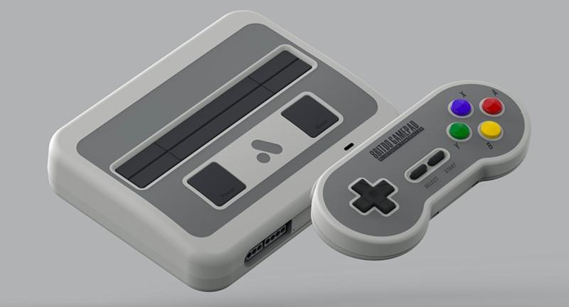 Super Famicom Mini ถอยไป Super Nt มาแล้วพร้อมรองรับความละเอียด 1080p