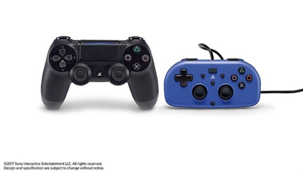 Sony จับมือ Hori เปิดตัวจอย PlayStation 4 แบบมีสายที่ขนาดเล็กลง และมีราคาถูก