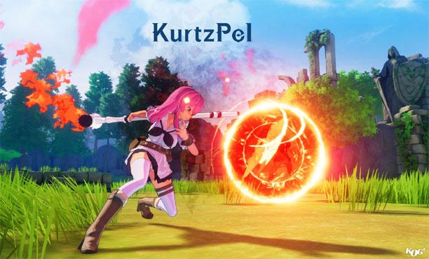 KurtzPel เกมออนไลน์ใหม่จากผู้สร้าง Elsword ให้ชาว PC เล่นกัน