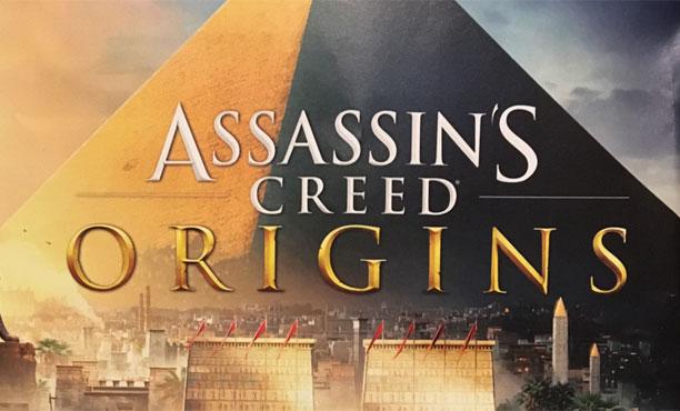รีวิว Assassin's Creed Origins ต้นกำเนิดตำนานนักฆ่าบรรลือโลก