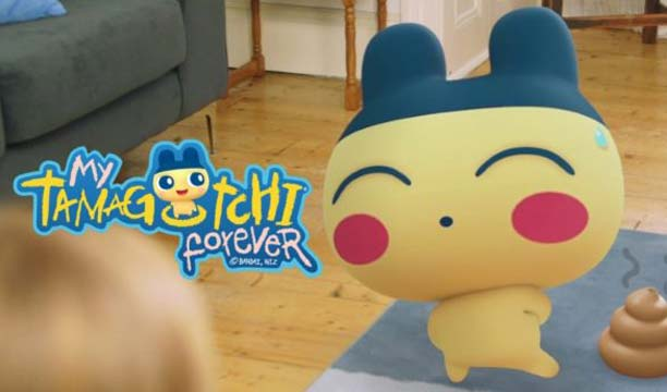 My Tamagotchi Forever สัตว์เลี้ยงดิจิตอลในตำนาน กำเนิดใหม่เป็นเกมมือถือ