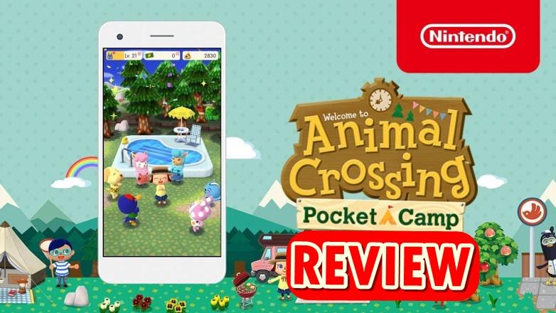รีวิวเกม Animal Crossing Pocket Camp เกมบนมือถือจากค่าย Nintendo