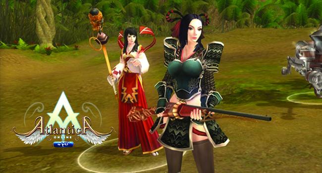 ทริคเกม Atlantica Online ระบบ Mercenary ทหารข้างกาย สู้ตายไปด้วยกัน