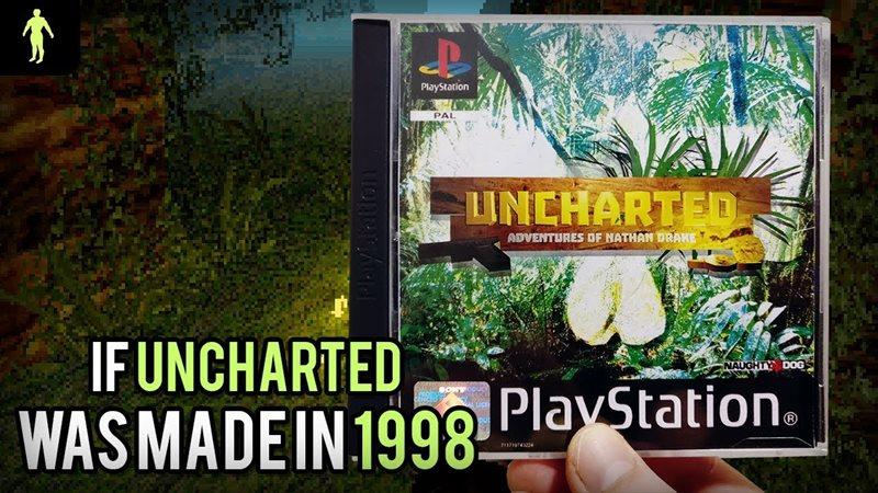 จะเกิดอะไรขึ้นหากเกม Uncharted สร้างในปี 1998