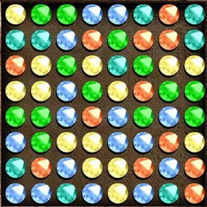 เกมส์เรียงเพชร jewel chest