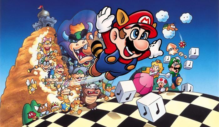 ชมคลิปการเล่น SpeedRun เกม Mario 3 ให้จบเร็วที่สุดแบบทำลายสถิติ