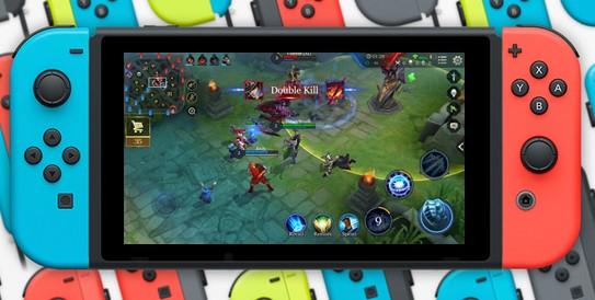 เปิดข้อมูลใหม่เกม ROV เวอร์ชั่น Nintendo Switch