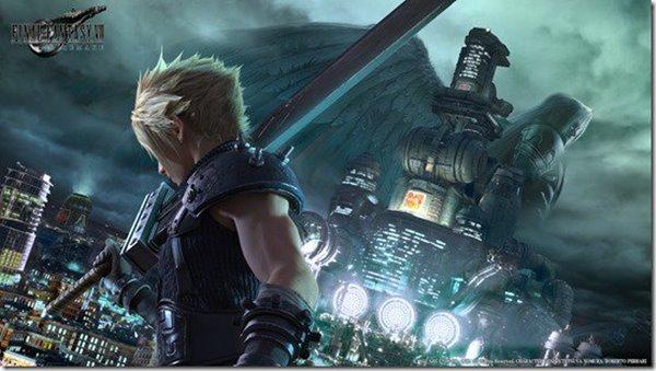 ชมภาพงานออกแบบเกม Final Fantasy 7 Remake จากงานฉลองครบ 30 ปี