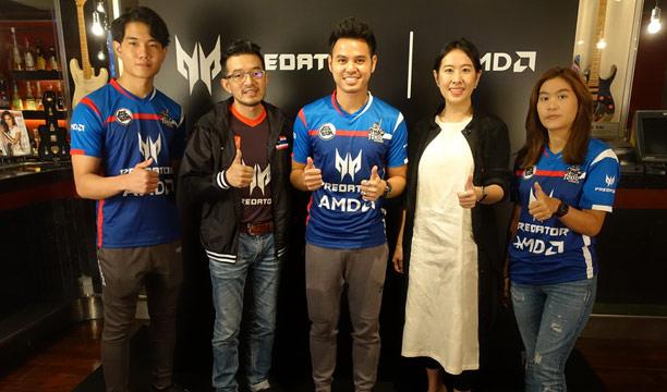 Tokio Striker ทีมอีสปอร์ตจัดตั้งโดยกัปตันฟุตบอลทีมชาติไทย