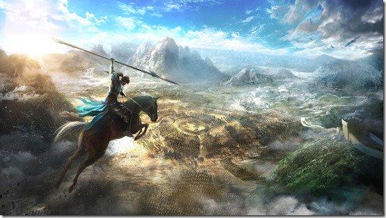 ชมคลิป เกม Dynasty Warriors 9 โชว์เกมเพลย์แบบ Open World