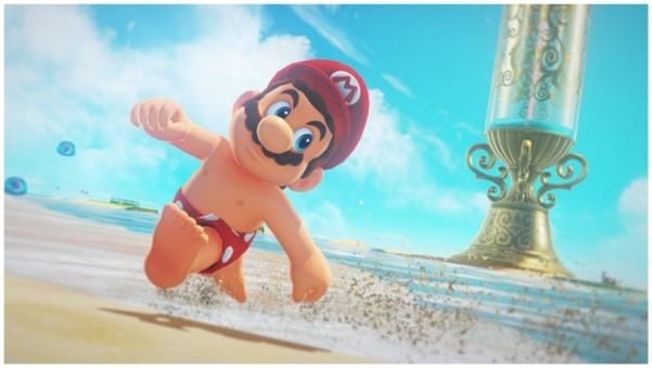 ผู้สร้าง Mario Odyssey พูดถึงความเห็นแฟนๆเกี่ยวกับหัวนม และสะดือของ มาริโอ