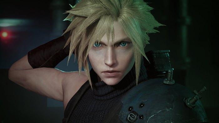 Cloud จากเกม Final Fantasy 7 Remake มีการเปลี่ยนการออกแบบ
