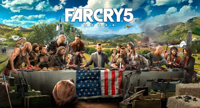 ชมตัวละครเสริมสุดโหดในเกม Far Cry 5 ที่มีน้องหมามาใช้งานด้วย