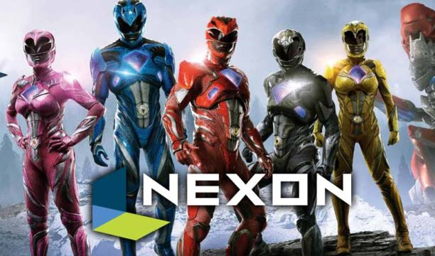 Power Rangers RPG แก๊ง 5 สีชื่อดังกลายเป็นเกมมือถือจาก Nexon