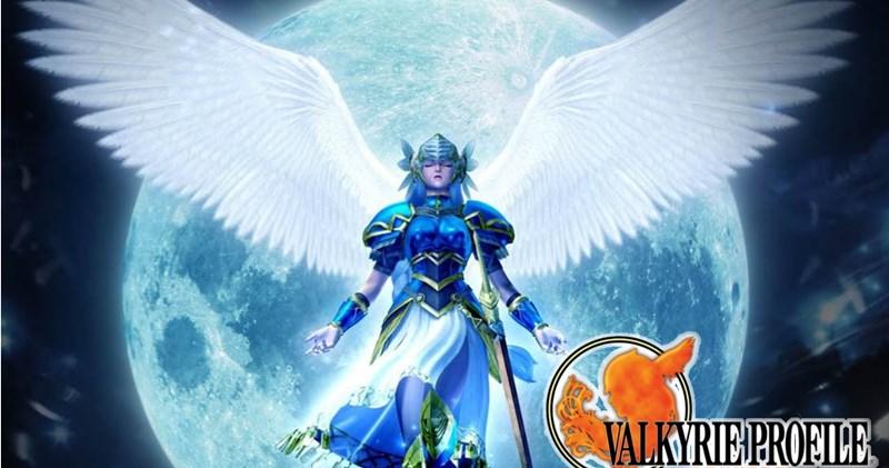 Square Enix ปล่อยคลิปเปิดตัว Valkyrie Profile Lenneth