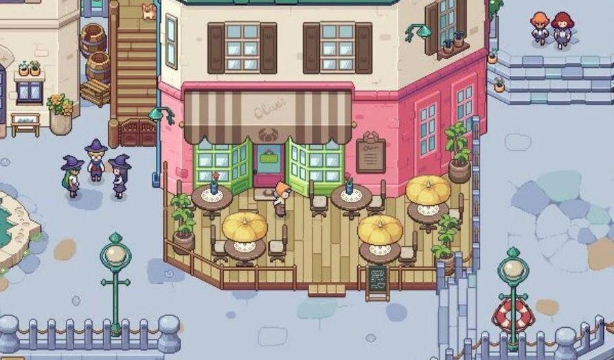 เกม Spellbound จากผู้ให้บริการ Stardew Valley ได้ชื่ออย่างเป็นทางการแล้ว