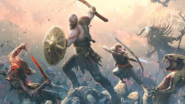 ชมคลิปเกมเพลย์ 9 นาทีเกม God Of War ภาคใหม่บน PS4 ที่สนุกกว่าที่คาด
