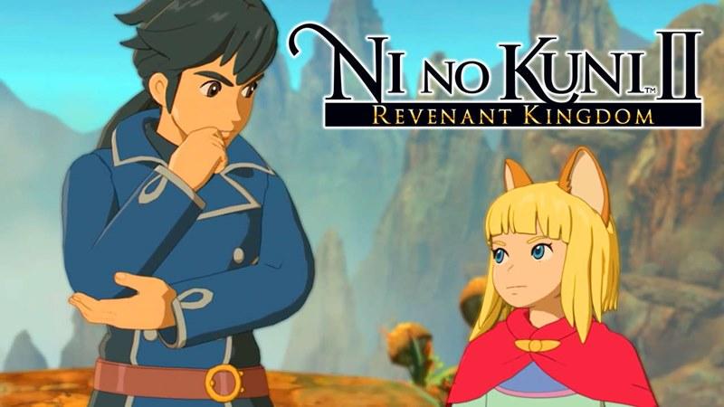 รวมคะแนนรีวิวเกม Ni no Kuni 2 สุดยอดเกม RPG ประจำปี 2018