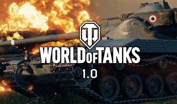 World of Tanks ยกเครื่องสงครามรถถังครั้งใหม่ เวอร์ชั่น 1.0