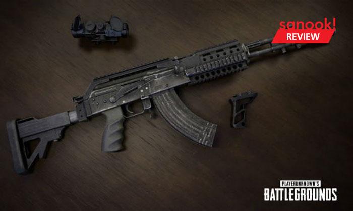 PUBG (PC) ลองของใหม่ Beryl M762 ปืน AR ขนาด 7.62 ทั้งแรงทั้งแม่น