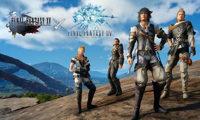 อีเวนท์ Final Fantasy XV x Final Fantasy XIV เปิดให้เล่นแล้ววันนี้