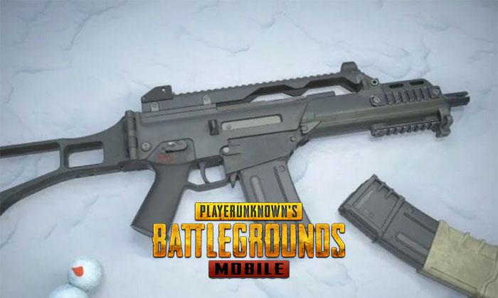 รีวิวเจาะลึก G36C ปืนน้องใหม่ของ PUBG MOBILE