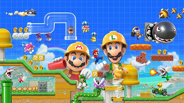 สร้างฉากสุดโหดกันต่อใน Super Mario Maker 2 เจอกันมิถุนายนนี้
