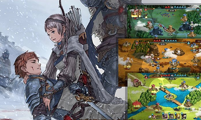 รีวิว Uncrownde เกมแนว RTS ที่นานๆจะโผล่มาใหม่สักเกม แถมสนุกเกินคาด