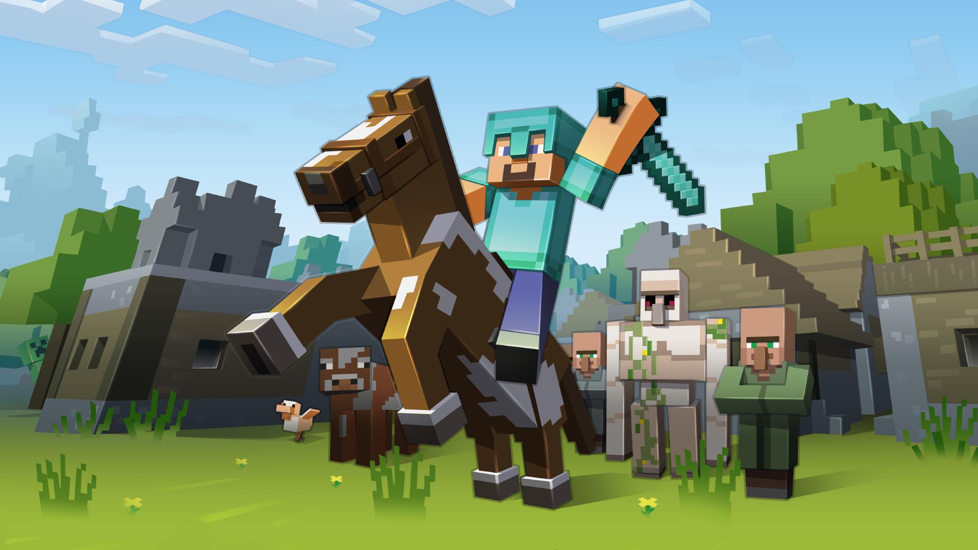 จบเกมส์ Minecraft อย่างไร โดยไม่ต้องขุดบล็อคแม้แต่บล็อคเดียว!?